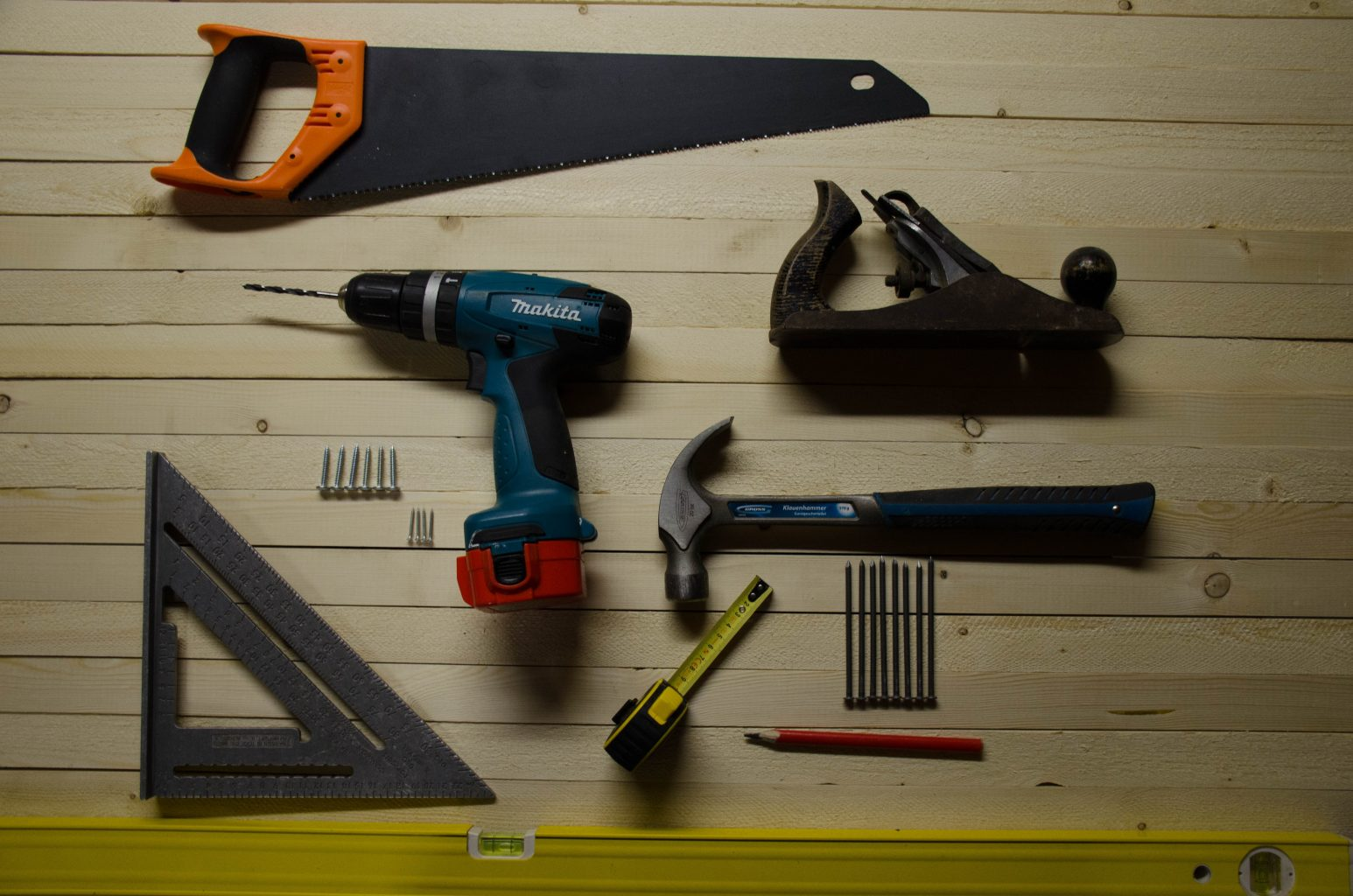 Hand tools Photo by Eugen Str on Unsplash
