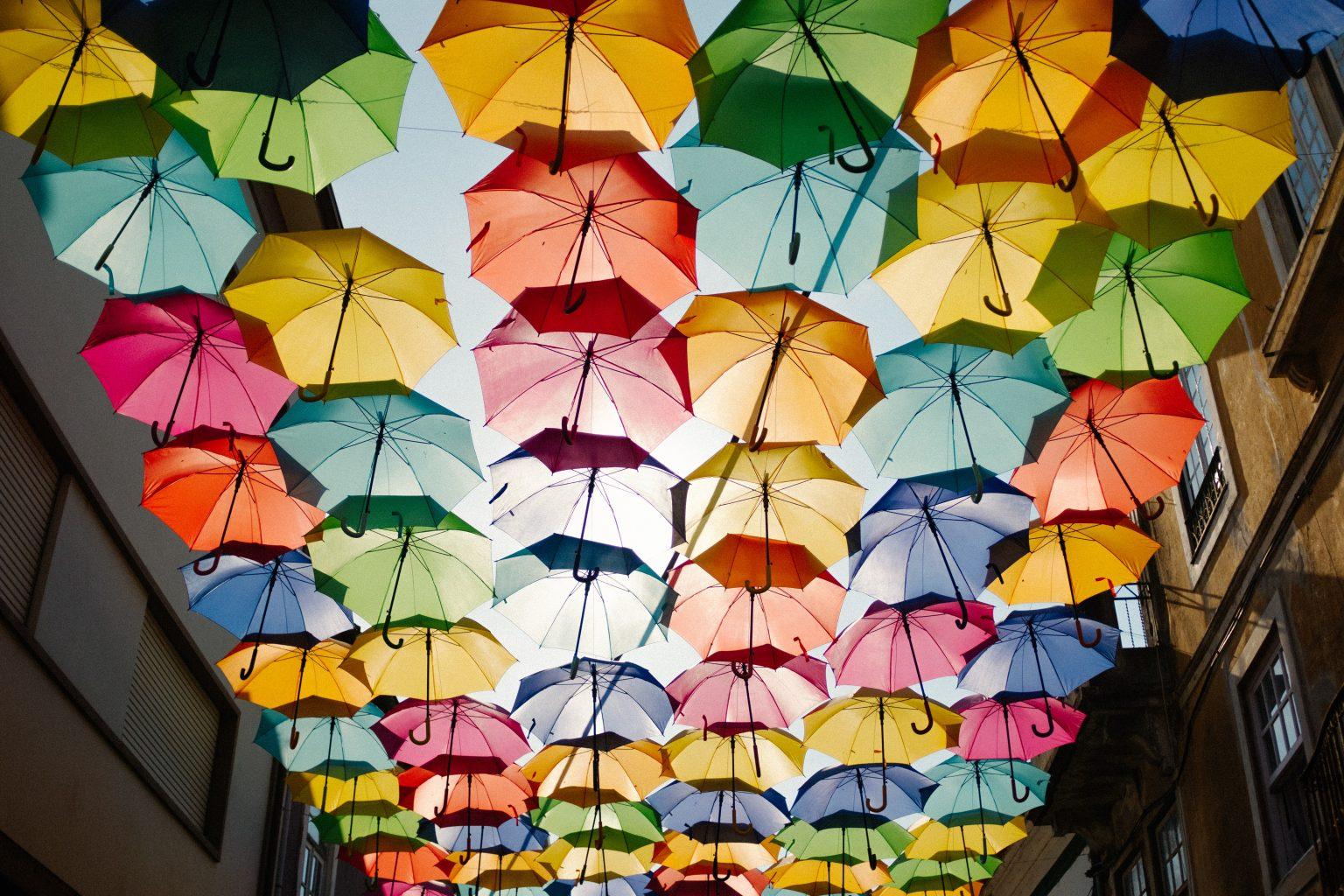 Umbrellas - Tailored Tech - Protection
